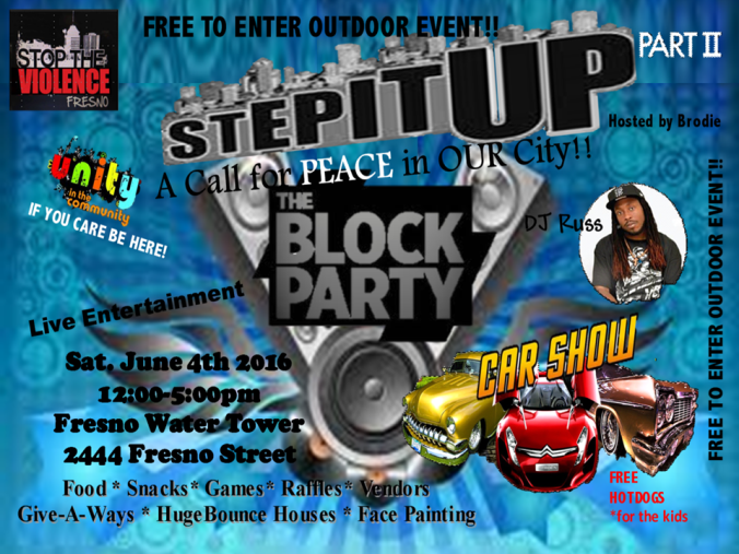 stv block party june 4